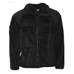 "MFH US Fleece-Jacke GEN III ""Cold Weather"", schwarz - Gr. M"