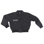 "Blouson, ""Security"", schwarz - Gr. L"