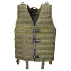 "MFH Weste ""Molle Light"" Modular System - Olive"