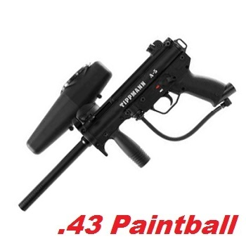 TIPPMANN A-5 new Cal .68 Paintball Marker - Black