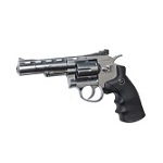 "ASG x Dan Wesson Co² Revolver 4"" - Chrome"
