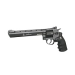 "ASG x Dan Wesson Co² Revolver 8"" - Dark Grey"