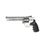 "ASG x Dan Wesson Co² Revolver 6"" - Chrome"