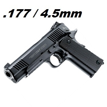 KWC x Colt M1911 M45 CQBP BlowBack Co² 4.5mm BB