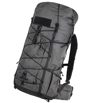 OneTigris ® Lite Roamer Roll-Up Rucksack - Grey