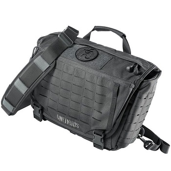 OneTigris ® HU Tactical Messanger Bag - Shadow Grey
