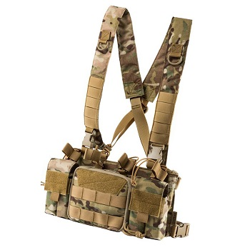 "OneTigris ® Chest Rig ""Vulture"" - MultiCam"