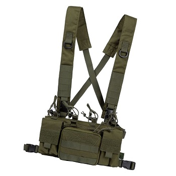 "OneTigris ® Chest Rig ""Vulture"" - Ranger Green"