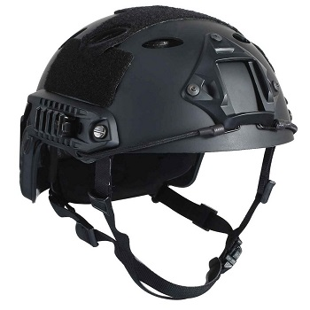 OneTigris ® FAST Tactical Training Helmet - Black
