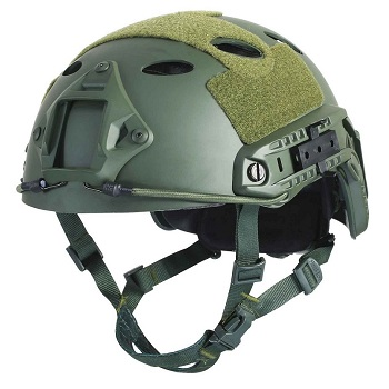 OneTigris ® FAST Tactical Training Helmet - Olive