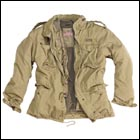S&T Surplus M65 Regiment Jacke beige - Gr. S