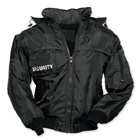 Security Blouson schwarz Gr. M
