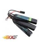 BOL 11.1v LiPo 2600mAh 20C Split-Type