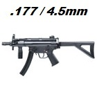 Heckler & Koch MP5 K-PDW Co² BlowBack 4.5mm BB