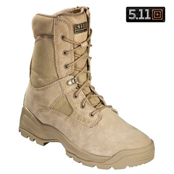 "5.11 ® A.T.A.C. 8"" Boots, Coyote - Gr. 46"
