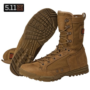 5.11 ® Skyweight RapidDry Boots, Coyote - Gr. 46