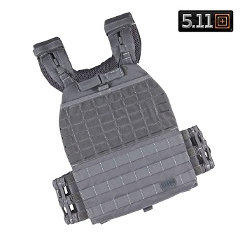 5.11 ® Tactec Molle Plate Carrier - Storm