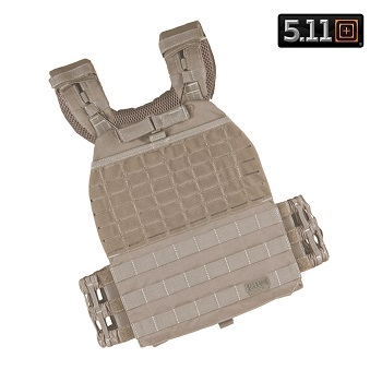 5.11 ® Tactec Molle Plate Carrier - Sandstone