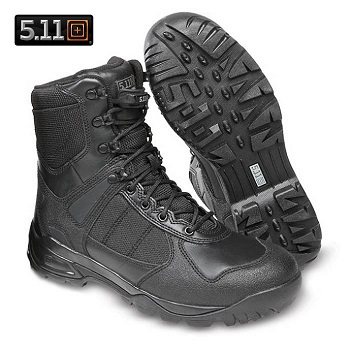 "5.11 ® XPRT Tactical 8"" Boots, Black - Gr. 43"