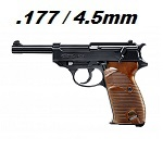 Walther P38 BlowBack Co² 4.5mm BB