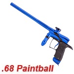 DP Dangerous Power G5 Cal .68 Paintball Marker - Blue