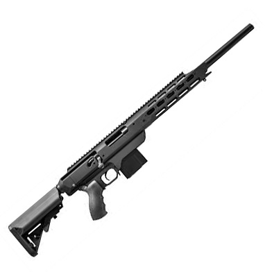Action Army AAC21 Sniper Rifle - Black