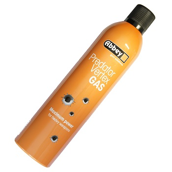 Abbey Predator Vertex Gas - 500ml