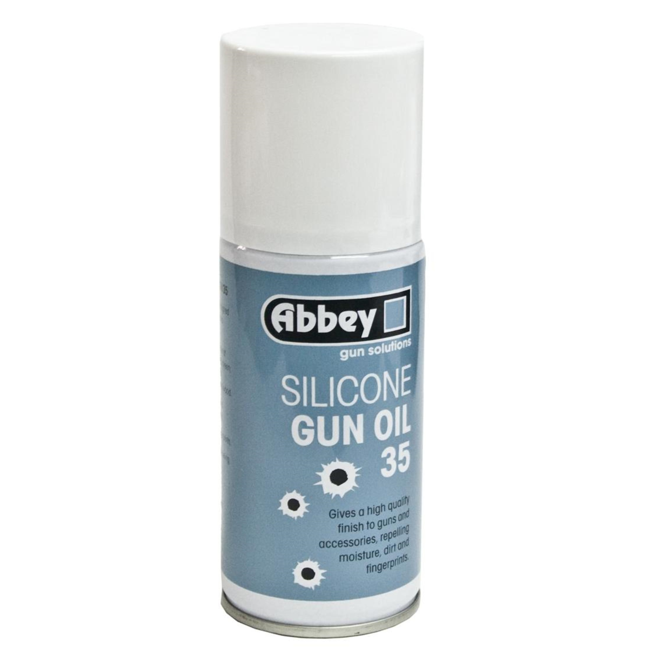 Abbey Silicone Gun Oil 35 Spray - 150ml