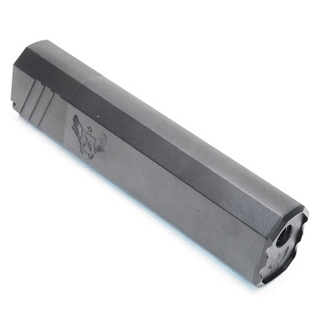 Ace1 Arms x SilencerCo Osprey Suppressor (14mm CW) 7 inch - Black