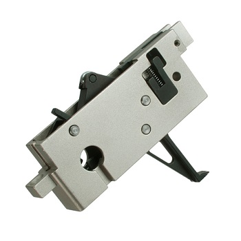 Angry Gun Adjustable Match Trigger Box - WE M4/M16/HK416