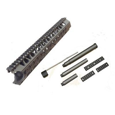 """Angry Gun LVOA """"Wire Cutter"""" Set für WE GBBR - 13.5"""""""