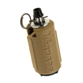 "Airsoft Innovations Tornado Grenade ""Timer"" - Desert"