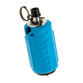 "Airsoft Innovations Tornado Grenade ""Timer"" - UN Blue"