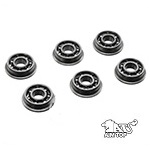 AIM Top Ceramic Ball Steel Bearing - 8mm