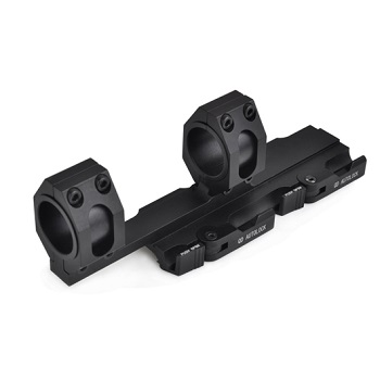 Aim-O Tactical QD Scope Mount (Ø 25 & 30mm) - Black