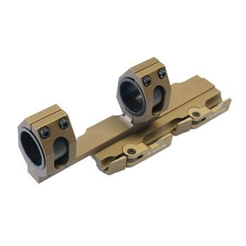 Aim-O Tactical QD Scope Mount (Ø 25 & 30mm) - Bronze