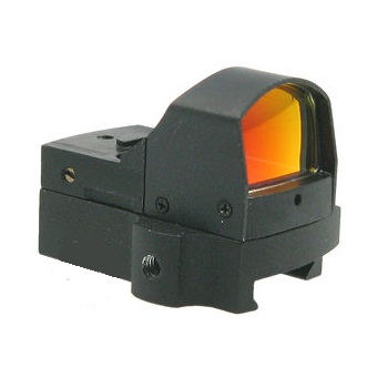 Aim-O MicroRedDot Sight (mit Lichtsensor) - Black