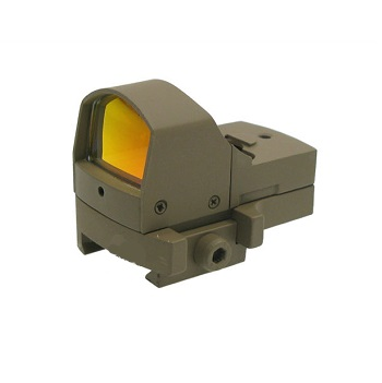 Aim-O MicroRedDot Sight (mit Lichtsensor) - Desert