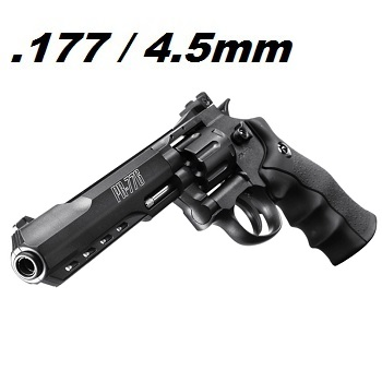GAMO PR-776 Co² Revolver 4.5mm Diabolo