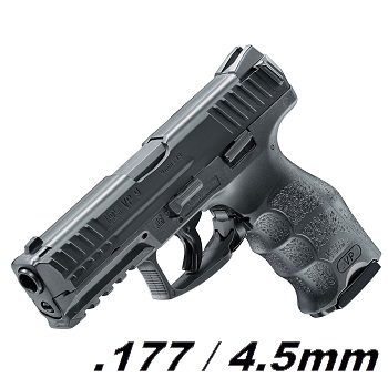 Heckler & Koch VP9 / SFP9 BlowBack Co² 4.5mm BB - Black