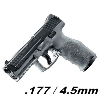 Heckler & Koch VP9 / SFP9 BlowBack Co² 4.5mm BB - Tungsten Grey