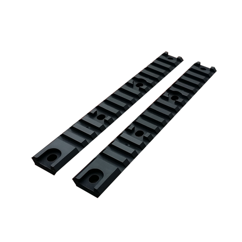 Airtech Studios Accessory Rail for AM-013/014/015 - Black (2er Pack)