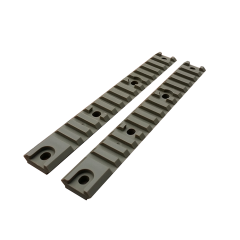 Airtech Studios Accessory Rail for AM-013/014/015 - Desert (2er Pack)