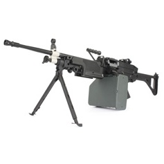 A&K M249 MK1 Minimi AEG