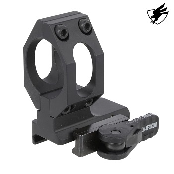 American Defense ® AD-68 STD QD Mount (Ø 30mm) - Black