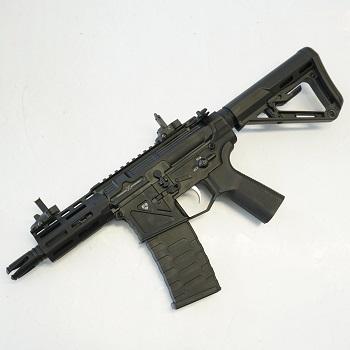 """APS M4 """"Phantom Extremis"""" MK10 4"""" M-LOK SDU 2.0 QSC AEG/EBB - Black"""