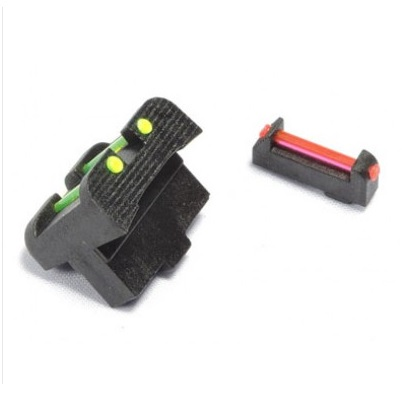 APS Fiber Optic Sights für WE/Marui P17 & ACP Serie