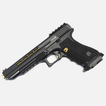 "APS ACP ""Mantis"" NR-4U Co² Pistole BlowBack - Black"