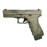 APS ACP G2 Co² Pistole BlowBack - A-TACS FG