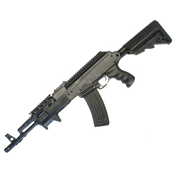 "APS AK47 ""Tactical"" PMC Gen. 4 QSC AEG/EBB (Hybrid) - Black"